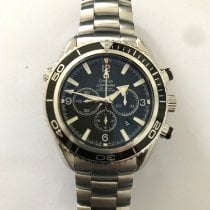Omega Seamaster Planet Ocean Chronograph 2210.50.00 2008 pre-owned
