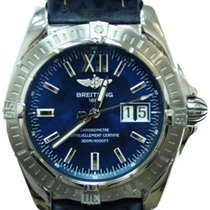 Breitling Cockpit Steel 41mm Blue