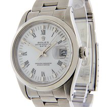 Rolex Oyster Perpetual Date Steel 36mm White Roman numerals United States of America, Florida, Miami