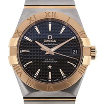 Omega Constellation Men 123.20.38.21.01.001 new
