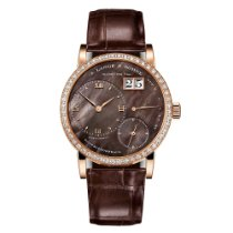 A. Lange & Söhne Little Lange 1 Rose gold 36.5mm Mother of pearl Roman numerals United States of America, New York, NEW YORK