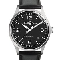 Bell & Ross BR V1-92 BLACK STEEL Neuheit 2017