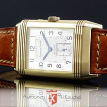Jaeger-LeCoultre Reverso Duoface Day & Night Gold 18K Full...