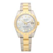 Rolex Lady-Datejust nuevo 2017 Automático Reloj con estuche y documentos originales 178343