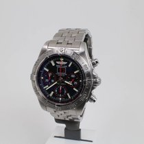 Breitling Chronomat Blackbird Red Strike Limited