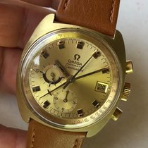 Omega Seamaster 176.007  Chronograph 40 mm Automatic Gold-filled