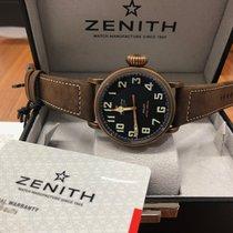 Zenith Pilot Type 20 Extra Special neu Automatik Uhr mit Original-Box und Original-Papieren 29.2430.679/21.C753