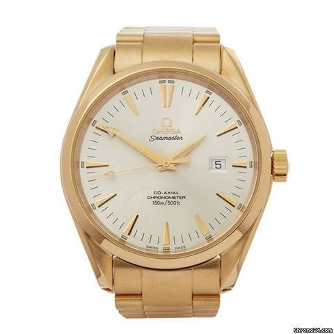Omega Seamaster Yellow gold - all prices for Omega Seamaster Yellow gold  watches on Chrono24 bf44d7432eb