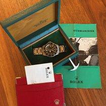 Rolex Submariner 5513 LC 100 von 1971 Box und Papiere BESTZUSTAND