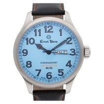 Ernst Benz Chronosport GC10200/CR1 stainless steel Blue dial...