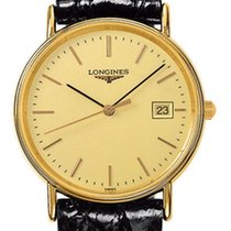 Longines Présence 33mm Champagne United States of America, New York, Airmont