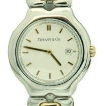 Tiffany Stål 34mm Kvarts brugt