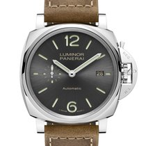 Panerai Luminor Due Acier 42mm Gris