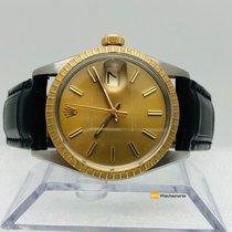 Rolex Oyster Perpetual Date Acero y oro 34mm Oro Sin cifras España, Torrelavega
