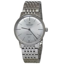 Hamilton Intra-Matic Steel 38mm Silver