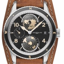 Montblanc Steel Automatic 117838 new