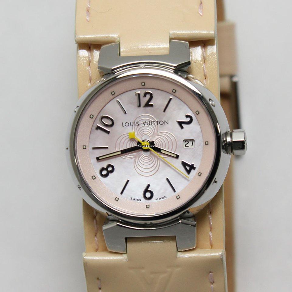 Ceny dámských hodinek Louis Vuitton  be89ecdd780