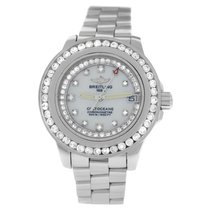 Breitling Colt Oceane Steel 35mm Mother of pearl United States of America, New York, New York