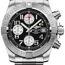 Breitling Avenger II new Automatic Chronograph Watch with original box and original papers A1338111/BC33/170A