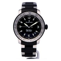 Blancpain Fifty Fathoms Otel 40mm Negru Arabic