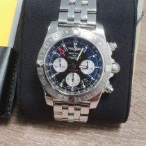 Breitling Chronomat 44 GMT Stahl 44mm Schwarz Keine Ziffern Deutschland, Bonn