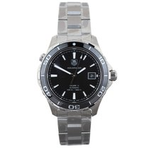 TAG Heuer new Automatic 41mm Steel Sapphire Glass