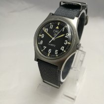 CWC Steel Quartz CWC G10 Fatboy 1982 British Military Watch pre-owned