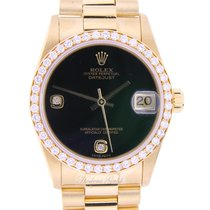Rolex 178288 Or jaune 2001 Datejust 31mm occasion