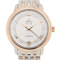 Omega De Ville Prestige new Automatic Watch with original box and original papers 424.20.33.20.52.002