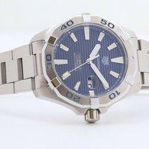 TAG Heuer Aquaracer 300M Steel 43mm Blue