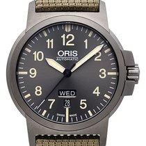 Oris BC3 42mm Siv