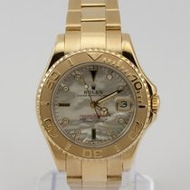 Rolex Yacht-Master 68628 Very good Yellow gold 35mm Automatic