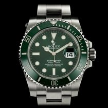 Rolex Submariner Date 116610LV 2018 new