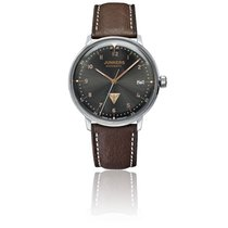 Junkers Stål 36mm Automatisk Bauhaus ny