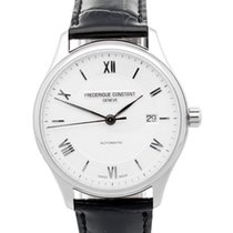 Frederique Constant Classics Index Steel 40mm Silver