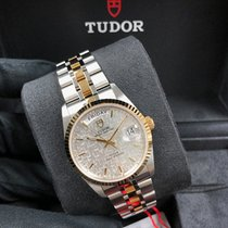Tudor Gold/Steel 36mm Automatic M76213-0019 new