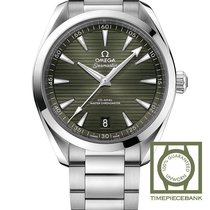 Omega Seamaster Aqua Terra Acier 41mm Vert