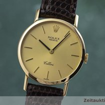 Rolex Cellini 26mm Or