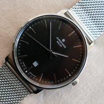 Junghans Milano Steel 37mm Grey No numerals