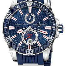 Ulysse Nardin Diver Chronometer Steel Blue United States of America, New York, Brooklyn