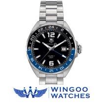TAG Heuer Formula 1 GMT Blu Nero Ref. WAZ211A.BA0875