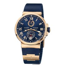 Ulysse Nardin Marine Chronometer Manufacture 1186-126-3/43 2020 neu