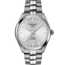 Tissot PR 100 neu Quarz Uhr mit Original-Box und Original-Papieren T101.410.44.031.00