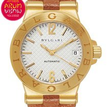 Bulgari Diagono DG35G pre-owned