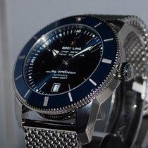Breitling SUPEROCEAN HERITAGE 11 46 MM BLUE DIAL
