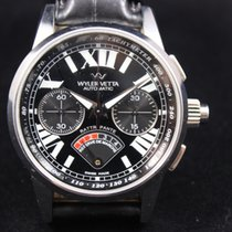 Wyler Vetta Acero 40mm Automático usados