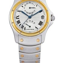 Cartier | A Limited Edition Stainless Steel And Yellow Gold...