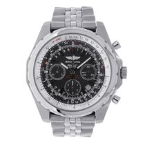 Breitling Bentley Motors Stainless Steel 48mm  Watch
