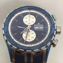 Edox - Grand Ocean Chronograph Automatic - 01121 357B BUIN-...