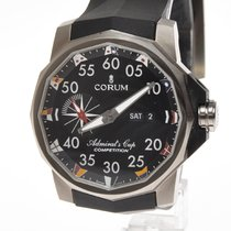 Corum 48mm Admiral's Cup Competition automatic titanium larg